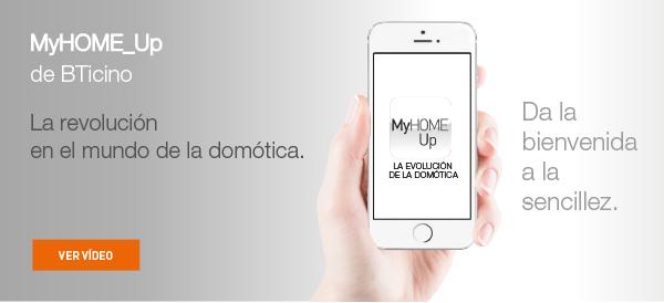 MyHOME_Up, la nueva domótica de BTicino