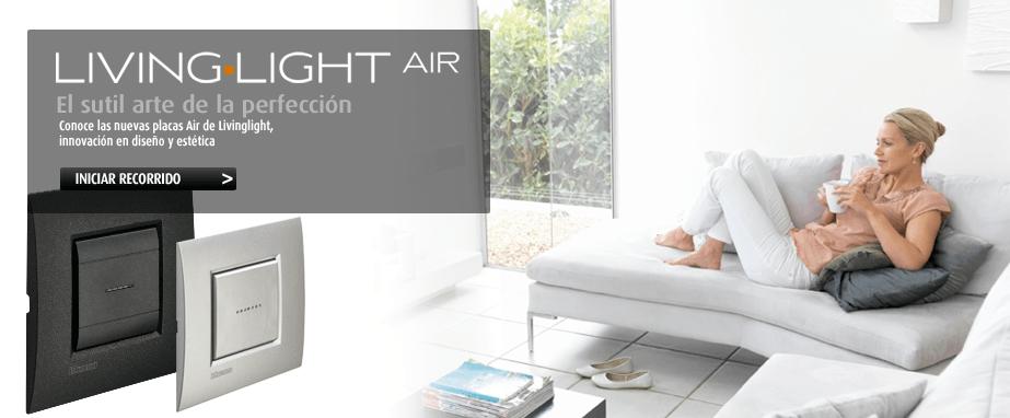 Novedades, Sistemas Livinglight Air de BTicino
