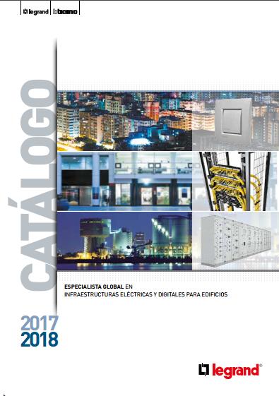 Capítulo Protección Catálogo Legrand Group España 2017-2018