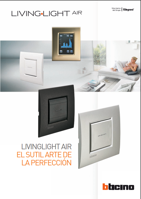 Livinglight Air, el sutil arte de la perfección