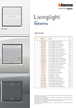 Tarifa Mecanismos Livinglight with Netatmo