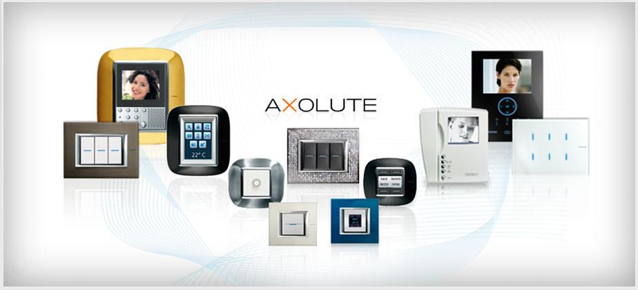 Series de mecanismos e interruptores de dise o axolute - Interruptores de diseno ...