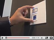 Domótica e interruptores de diseño BTicino presentes en Casa Decor Madrid 2013, vía OPENSTYLE.TV