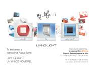 Te invitamos a conocer la nueva serie de mecanismos LIVINGLIGHT