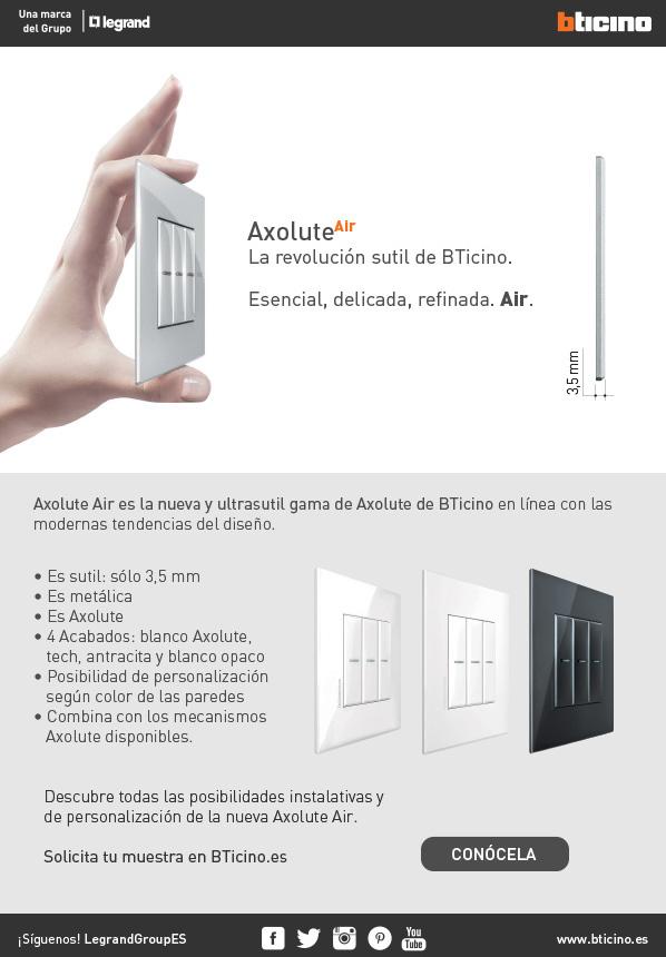 Nuevo Axolute Air