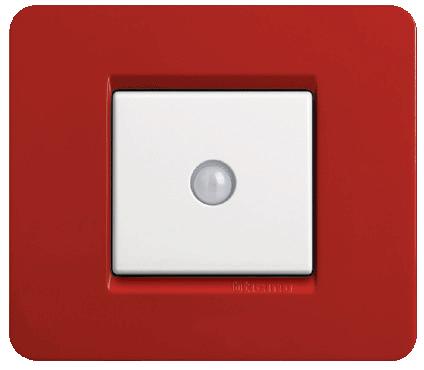 Imagen conmutador energy saving interruptores de diseño Bticino