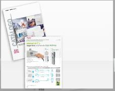 Catálogo mecanismos LIVINGLIGHT 2014