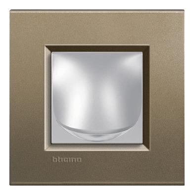 Imagen lámpara direccional interruptores de diseño Bticino