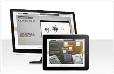 Concept Book Livinglight, lo último en mecanismos e interruptores BTicino