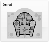 Domótica MyHome de Bticino: Confort