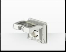 Serie de mecanismos e interruptores Idrobox de BTicino