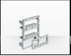 Serie de mecanismos e interruptores Multibox de BTicino