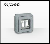 Porta mecanismos y mecanismos eléctricos e Idrobox de Bticino: IP55/25602S