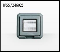 Porta mecanismos y mecanismos eléctricos e Idrobox de Bticino: IP55/24602N