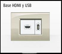 Domotica MyHome y la Serie de mecanismos e interruptores LIVINGLIGHT de BTicino, base USB para hoteles