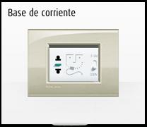 Domotica MyHome y la Serie de mecanismos e interruptores LIVINGLIGHT de BTicino, base de corriente para hoteles