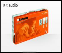 Telefonillo, videoportero y portero. Kit Audio 2 hilos